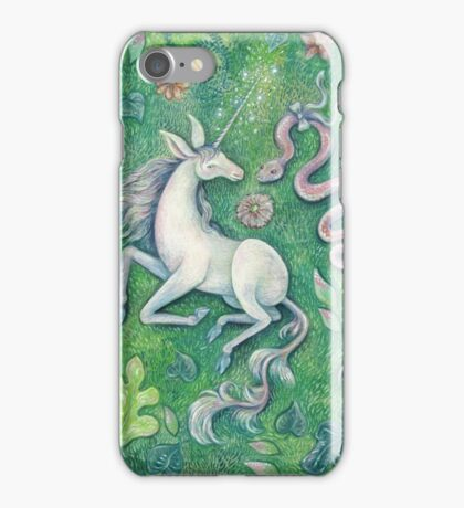 Unicorn Magic iPhone Case/Skin