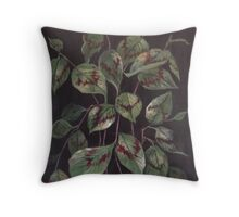 'Painter's Palette' Throw Pillow
