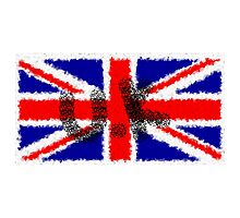 I'm UK with you Photographic Print