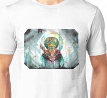 We come in peace. Unisex T-Shirt