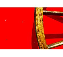 Life with the Red Photographic Print