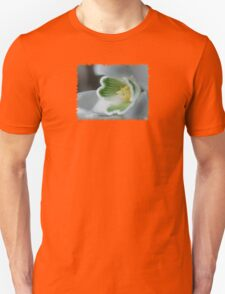 Found a SnowDrop in my Garden Today  - JUSTART © Unisex T-Shirt