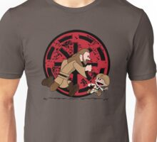 Lets Be Jedi (Qui Gon & Anakin EP1) Unisex T-Shirt