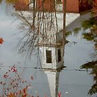 harrisville reflected by Roslyn Lunetta