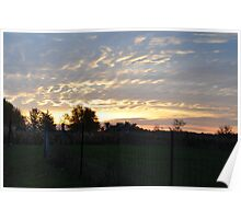 Sunrise 2-10/22/09 Poster