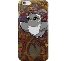 Autumn Owl iPhone Case/Skin