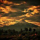 Andean Scenery - Paisajes Andinos by Bernai Velarde