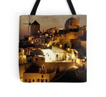 INNER SPACE OUTER BEAUTY  Tote Bag