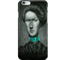 Time traveller II iPhone Case/Skin