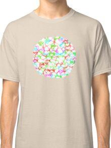 Circle of HeArts  - JUSTART © Classic T-Shirt