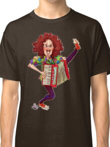 Alfred (Weird Al) Yankovic and Harvey the Wonder Hamster Classic T-Shirt