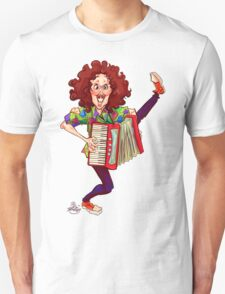 Alfred (Weird Al) Yankovic and Harvey the Wonder Hamster T-Shirt