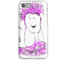 I Think I am Going to Dye my Hair PINK today  - JUSTART © iPhone Case/Skin