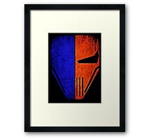Edge Of Vengeance  Framed Print