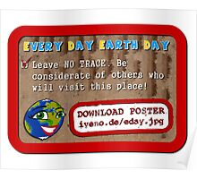 LEAVE NO TRACE # 1 Poster