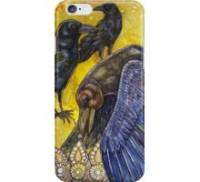 King of Crows iPhone Case/Skin