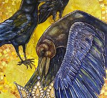 King of Crows by Lynnette Shelley