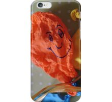 The party´s over iPhone Case/Skin