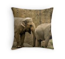 Mine Mine Mine Mine Mine Mine Mine Mine Mine Throw Pillow