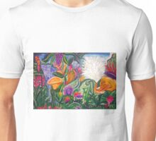 "Playing in the jungle ""Summer Party"" Unisex T-Shirt"