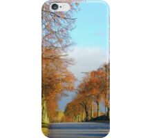 On the street where we live.... iPhone Case/Skin