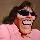 Jose Feliciano Caricature by SolteroArt