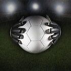 Football Stadium by George Sharman