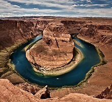 Horseshoe Bend by Michael Breitung