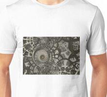Fractured Windows Unisex T-Shirt