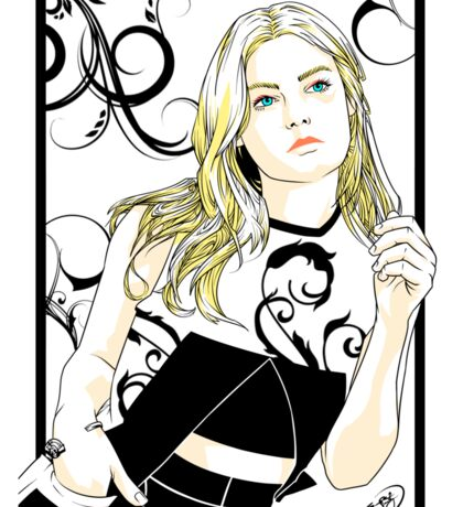 Gillian Jacobs Sticker