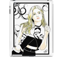 Gillian Jacobs iPad Case/Skin