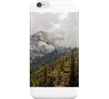 settling mist iPhone Case/Skin