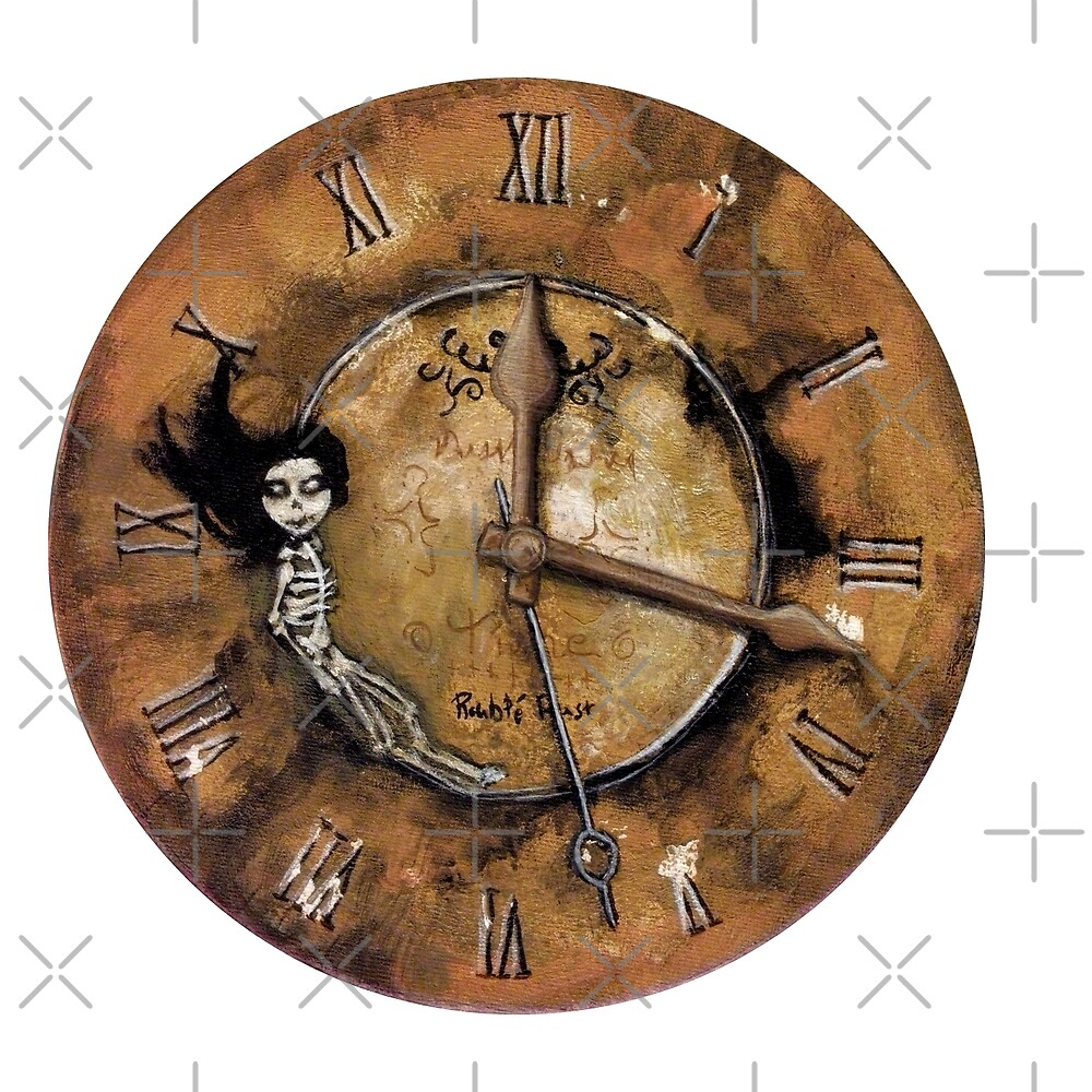 Counting Out Time by ROUBLE RUST