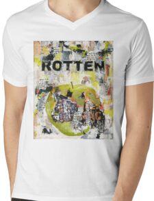 Rotten No# 5 Mens V-Neck T-Shirt