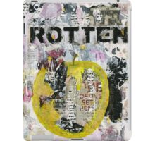 Rotten No# 4 iPad Case/Skin