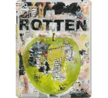 Rotten No# 7 iPad Case/Skin