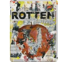 Rotten No# 8 iPad Case/Skin