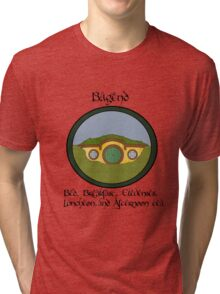 Bagend Bed and Breakfast Tri-blend T-Shirt