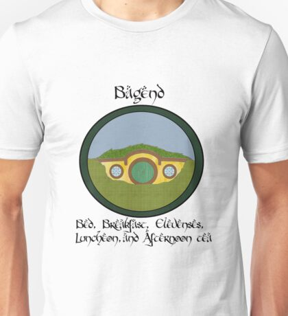 Bagend Bed and Breakfast Unisex T-Shirt