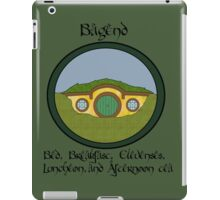 Bagend Bed and Breakfast iPad Case/Skin