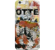 Rotten No# 9 iPhone Case/Skin