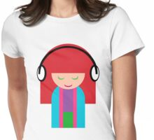 Walking On Sunshine Charlie Womens Fitted T-Shirt