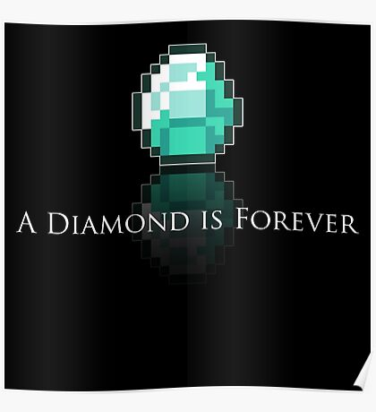 A Diamond is Forever Poster