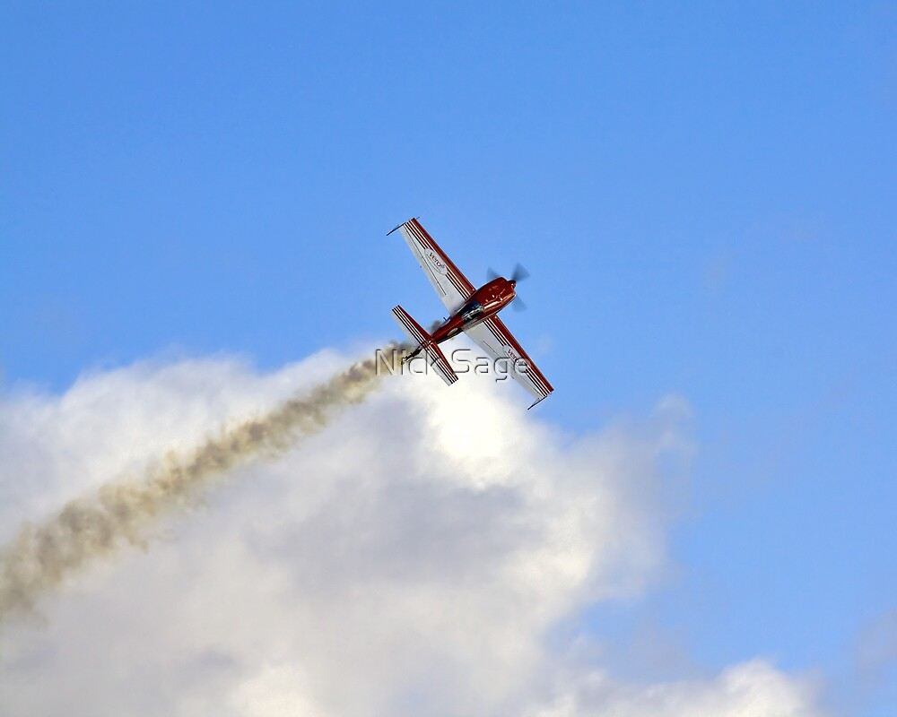 Extra 300S by Nick Sage