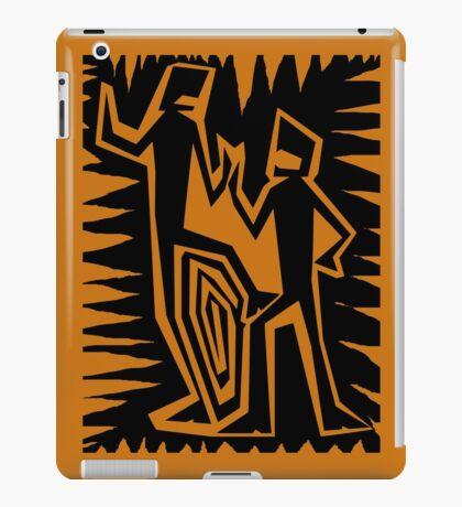 MAN TALK! iPad Case/Skin
