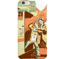 Breaking Bad to the Future iPhone Case/Skin