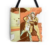 Breaking Bad to the Future Tote Bag