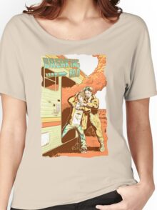Breaking Bad to the Future Women's Relaxed Fit T-Shirt
