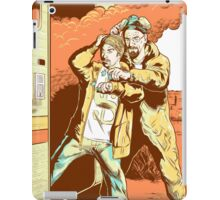 Breaking Bad to the Future iPad Case/Skin