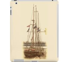 S/V Denis Sullivan - Bay City - 2010 iPad Case/Skin